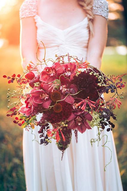 ideee bouquet mariee mariage en automne appelez moi c lestine. Black Bedroom Furniture Sets. Home Design Ideas